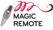 Magic Remote - dálkový ovladač