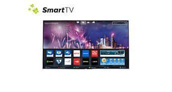 Smart TV prozkoumejte úplně nový svět