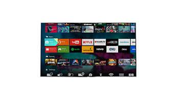 Obchod Google Play a galerie aplikací Philips víc než koukání na televizi