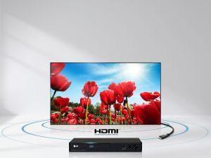 Špičkové audio i video přes jediný kabel HDMI