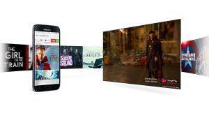 Smart View spojí telefon se smartphonem