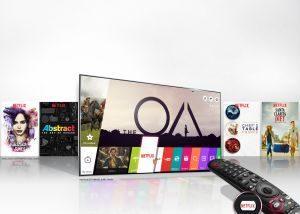 Snadný přístup k obsahu 4K HDR ve službě Netflix