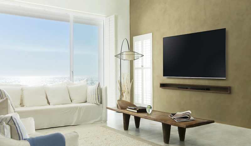 Zachovejte si svůj styl v okolí televizoru