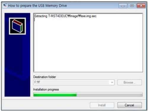 Jak aktualizovat televizi Samsung pomocí USB 2