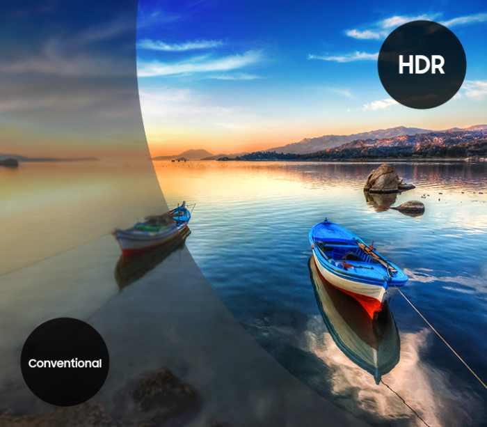 Nechejte vyniknout HDR obraz