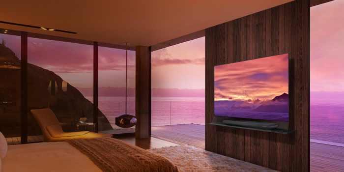 Splynutí s obývacím prostorem