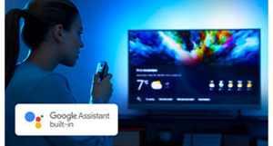 Vestavěná funkce Google Assistant. Obsah a mnoho dalšího ve vašich rukou