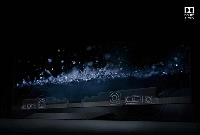 Dolby Atmos® Zvuk jako v kině u vás doma