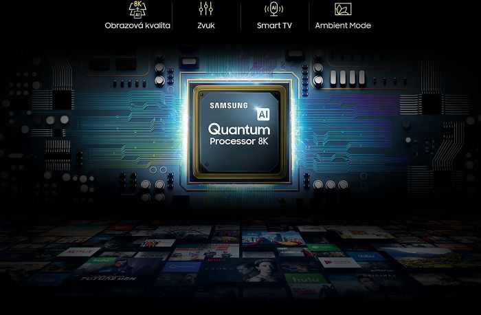 Procesor Quantum 8K
