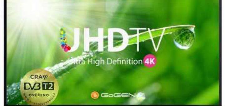 GoGEN TVU 55S298 STWEB