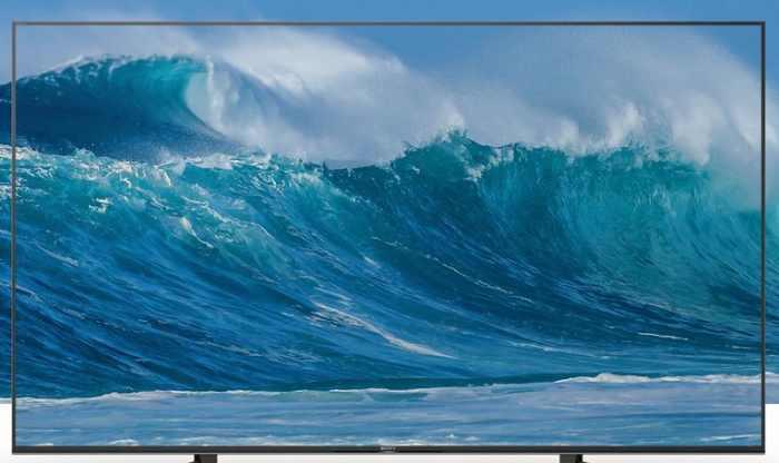 Televize Sony KD-85XG8596 černá 1