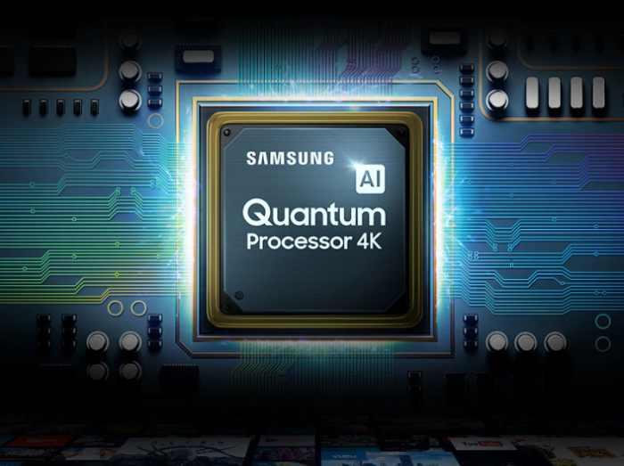 Televize Samsung QE65Q70R černá 2