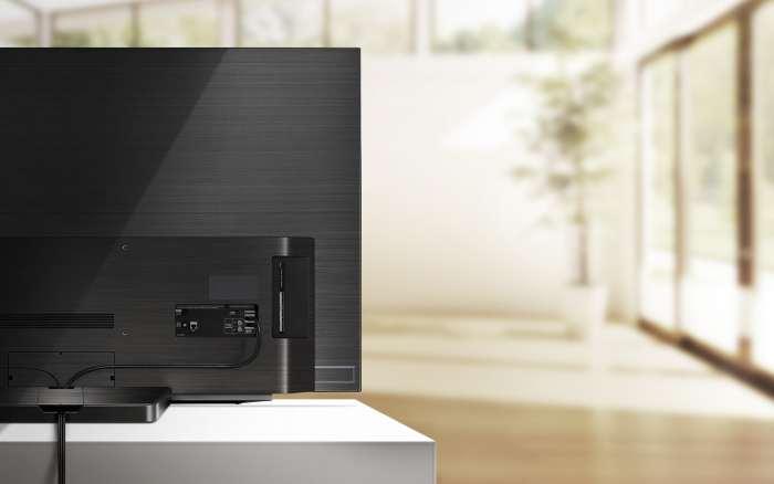 Televize LG OLED77C9 titanium 4