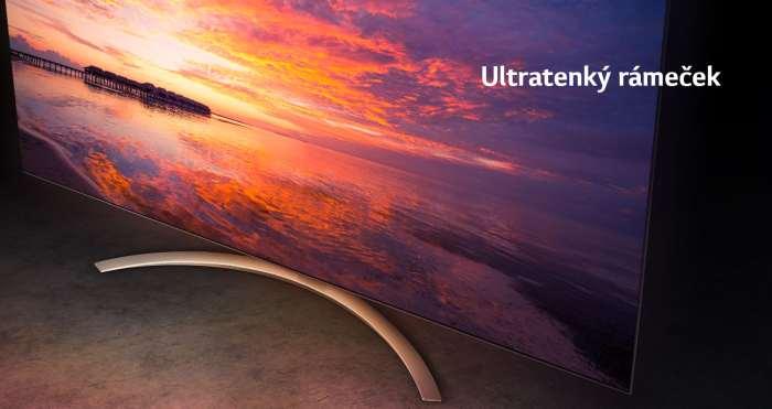 Televize LG 49SM9000 titanium 2