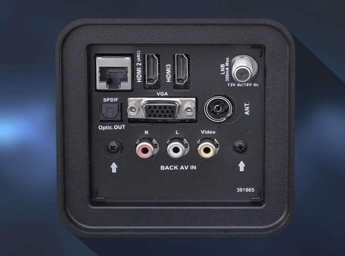 Televize Orava LT-845 černá 6
