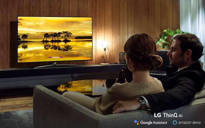 Televize LG 65SM9010 titanium 3