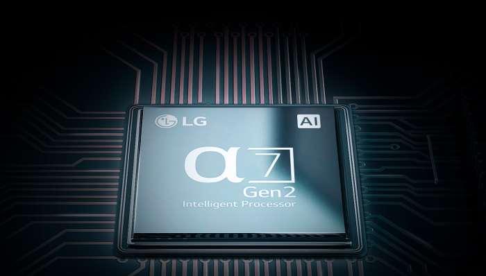 Televize LG 82UM7600 stříbrná 2