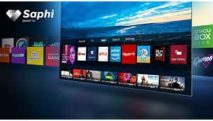 Televize Philips 65OLED754 3