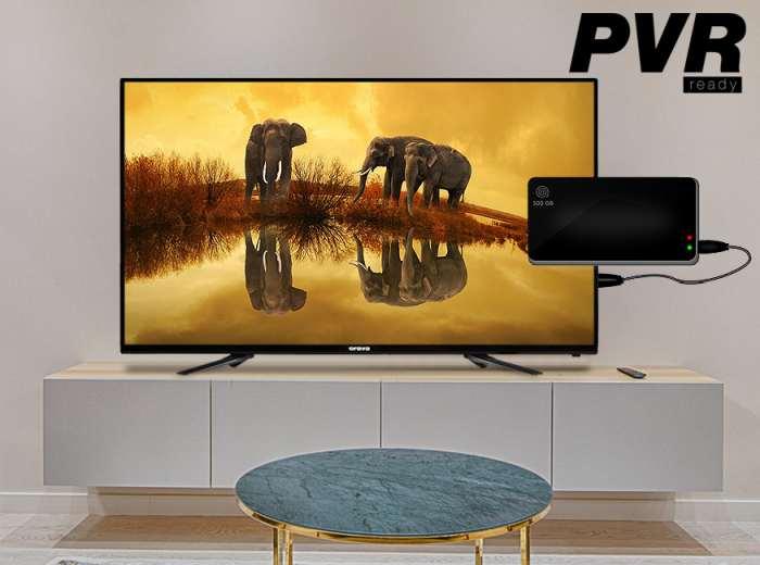 Televize Orava LT-615 černá (M100B) 2