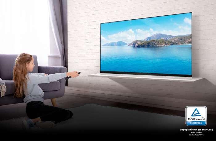 Televize LG OLED65E9 černá 7