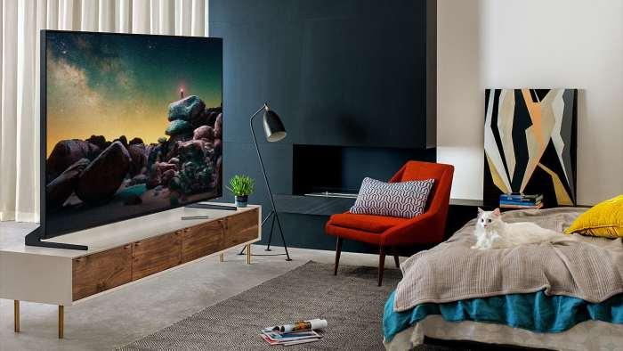 Televize Samsung QE75Q950RB černá 4