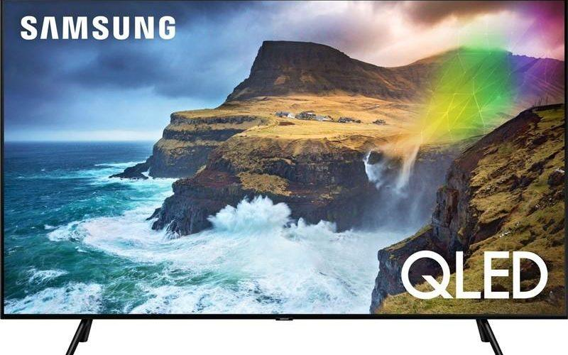 Samsung QE75Q70R černá