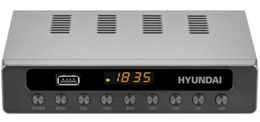 Hyundai DVBT 250 PVR černý