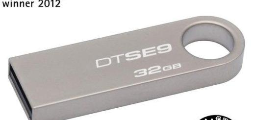 Kingston DataTraveler SE9 32GB kovový