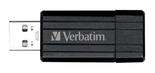Verbatim Store 'n' Go PinStripe 8GB