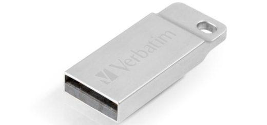 Verbatim Store 'n' Go Metal Executive 64GB
