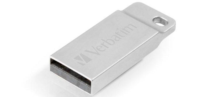 Verbatim Store 'n' Go Metal Executive 64GB