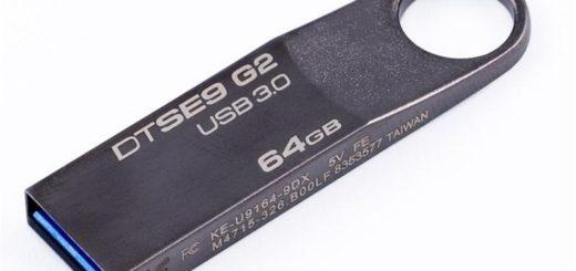 Kingston DataTraveler SE9 G2 Premium 64GB
