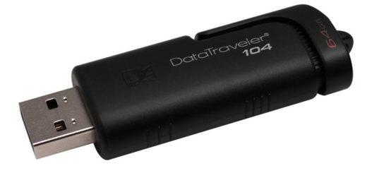Kingston DataTraveler 104 64GB