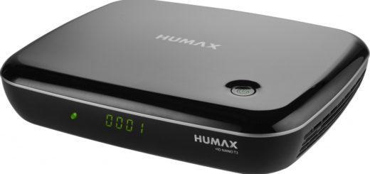 Humax Nano T2, DVB-T2