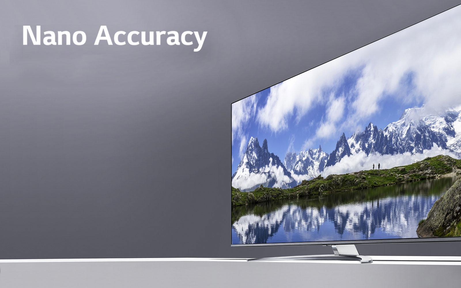 Televize LG 75SM9900 stříbrná 4