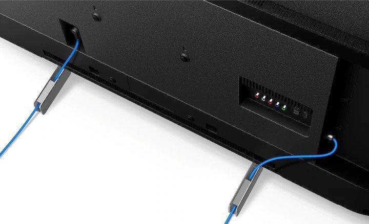 Televize Sony KD-49XG8377 stříbrná 1