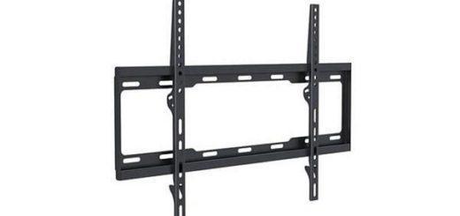 """Držák TV AQ Vision BR64FX, pevný, 37"""" až 86"""", nosnost 40 kg černý (6br64fx) 5"""