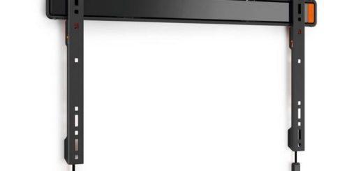 """Držák TV Vogel's W50080 pevný, pro úhlopříčky 40"""" až 80"""", nosnost 80 kg černý 4"""