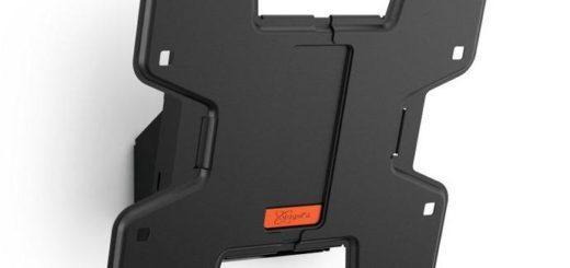 """Držák TV Vogel's W50610 výklopný, pro úhlopříčky 19"""" až 37"""", nosnost 20 kg černý 4"""