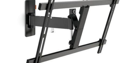 """Držák TV Vogel's W52080 polohovatelný, pro úhlopříčky 40"""" až 65"""", nosnost 30 kg černý 3"""