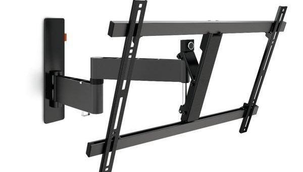 """Držák TV Vogel's W53080 polohovatelný, pro úhlopříčky 40"""" až 65"""", nosnost 30 kg černý 74"""
