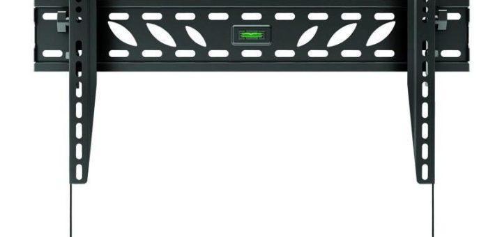"""Držák TV Solight 1M01, pro úhlopříčky 37"""" až 65"""", nosnost 50 kg černý (171818) 59"""