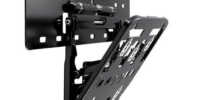 Držák TV Samsung WMN-M22EA/XC pro QLED TV s úhlopříčkou 75'', nosnost 50 kg černý (WMN-M22EA/XC) 1