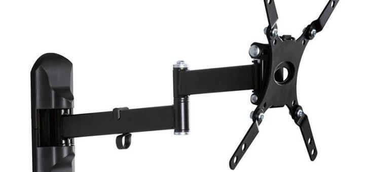 """Držák TV Philips SQM9222 polohovatelný, pro úhlopříčky 17"""" až 42"""", nosnost 25 kg (SQM9222/00) 41"""