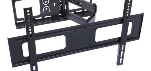 """Držák TV Connect IT polohovatelný, pro úhlopříčky 37"""" až 70"""", nosnost 50 kg černý (CI-786) 3"""