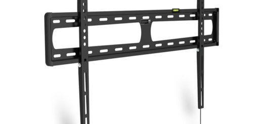 """Držák TV Connect IT BigMount pevný, pro úhlopříčky 40"""" až 100"""", nosnost 60 kg černý (CMH-6090-BK) 4"""