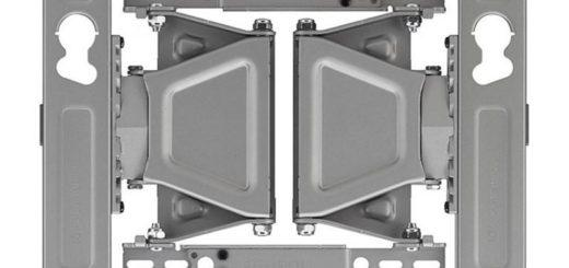 """Držák TV LG OLW480B polohovatelný, pro úhlopříčky 55"""" až 77"""", nosnost 50 kg šedý (OLW480B) 2"""