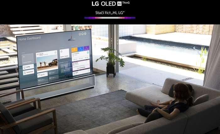 """48"""" LG OLED48CX3LB 1"""