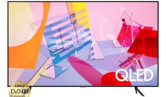"""85"""" Samsung QE85Q60T"""