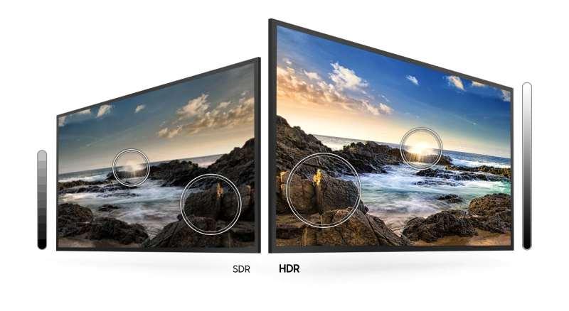Samsung UHD LED televize UE55TU7172U 2